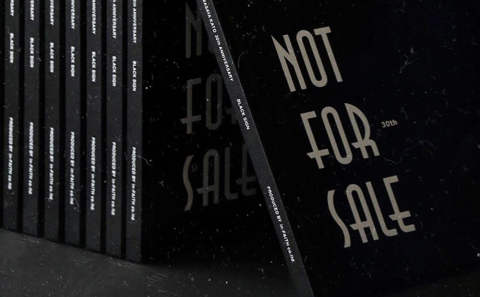 NOT FOR SALE  by BlackSign
