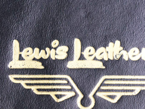 【Lewis Leathers】ルイスレザーズジャケットの革の種類