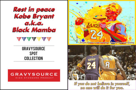 "REST IN PEACE ""KOBE BRYANT"" LAUNCHED!!!!!"