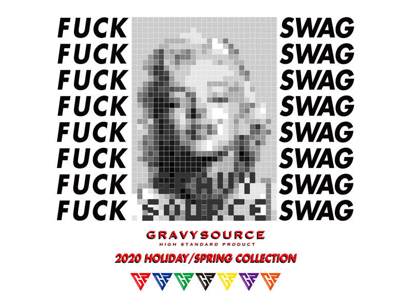 "GRAVYSOURCE ""MASK"" LAUNCHED !!!!!"