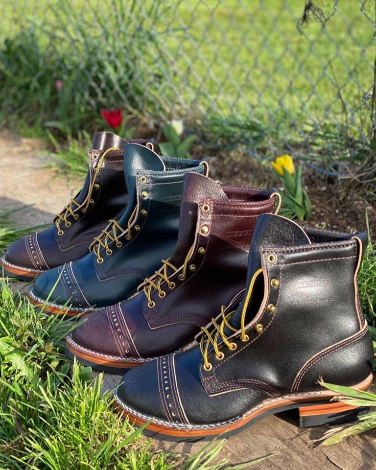 WESCO : LIMITED BOOTS RESERVATION START!!!!!