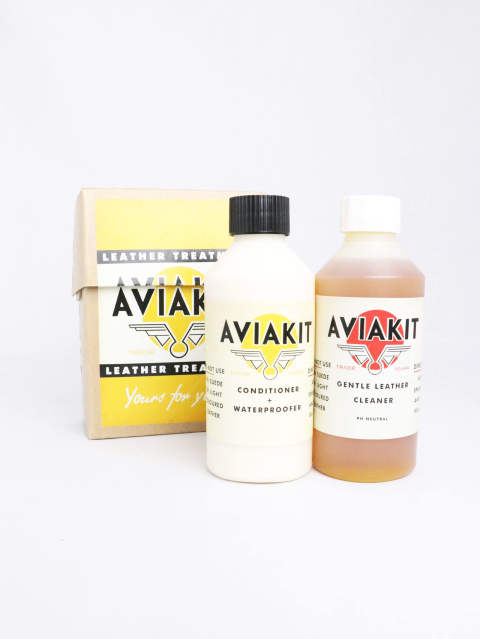 Aviakit Leather Treatment Kit/アヴィアキット・レザー・トリートメント・キット