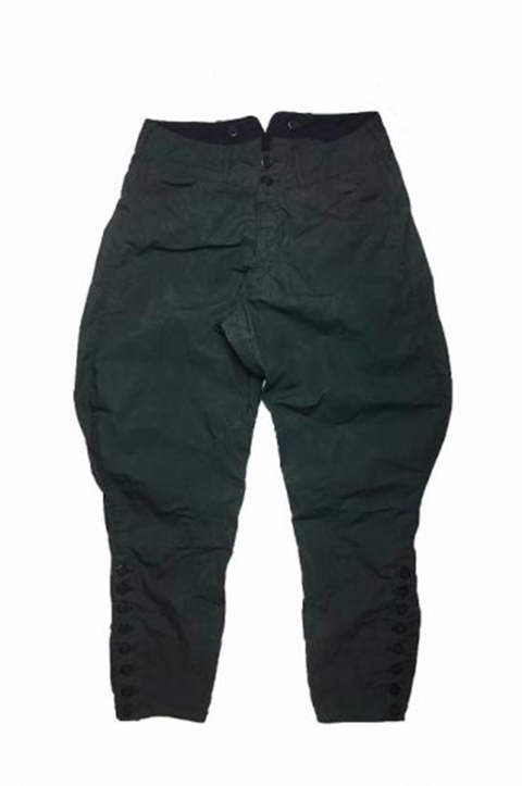 Paraffin Weather Motorcycle Breeches (poison green) /パラフィンウェザーモーターサイクルブリーチーズ(ポイズングリーン)