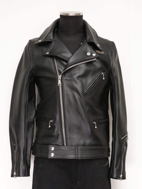 【36inch即日発送可能】サイクロン タイトフィット (カウレザー/ブラックニットナイロン) / TIGHT FIT CYCLONE (#441T) (COW LEATHER/BLACK KNIT)