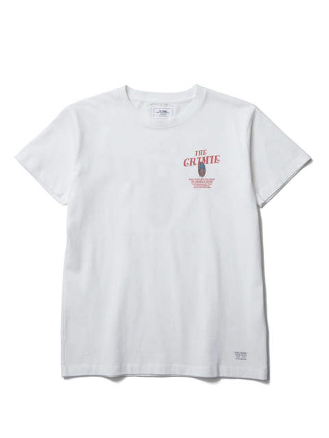 グアダルーペTシャツ (WHITE) / GUADALUPE T-SHIRT (WHITE)