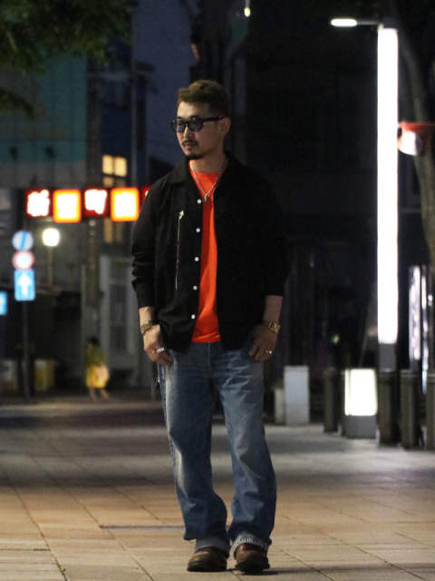 """AMERICAN CASUAL""に差し色を -SPRING STYLE-"